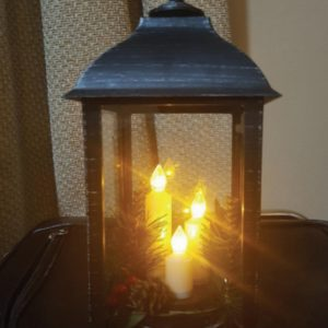 CH1103plastic lantern