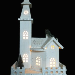 CH177 wooden church