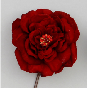 YFB29001rose with gem