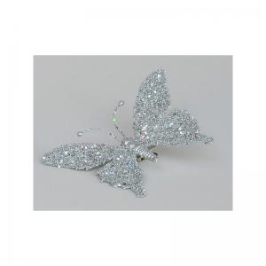 YMU22390 Butterfly silver