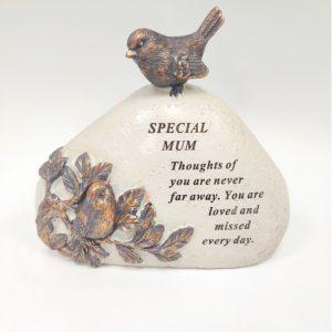 grave ornament at beechnount garden centre