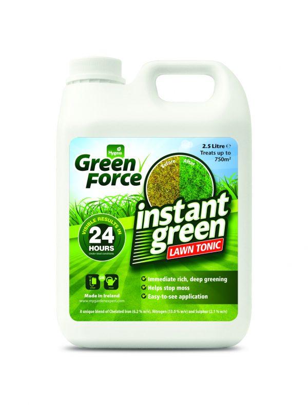 GreenForce-Instant-Green-2-5L at beechmount garden centre