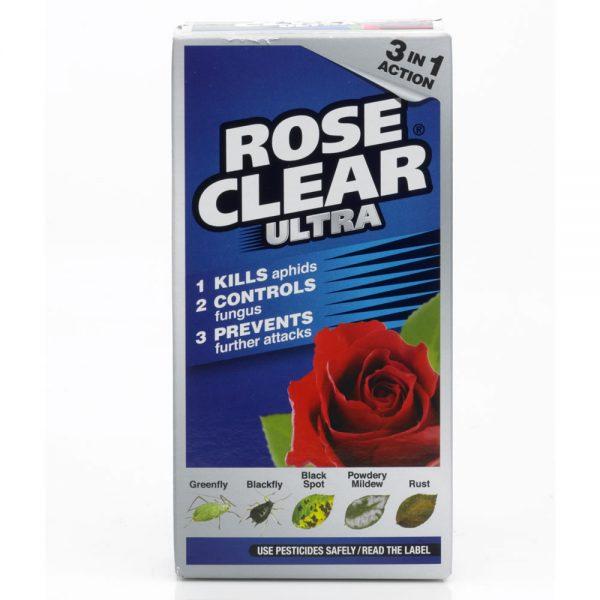 Rose Clear Ultra at beechmount garden centre