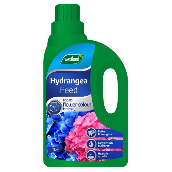hydrangea food 1ltr at beechmount garden centre
