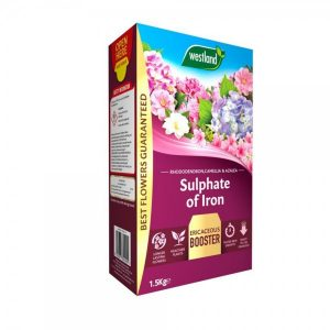 sulphate of iron at beechmount garden centre