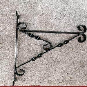 hanging basket bracket at beechmount garden centre