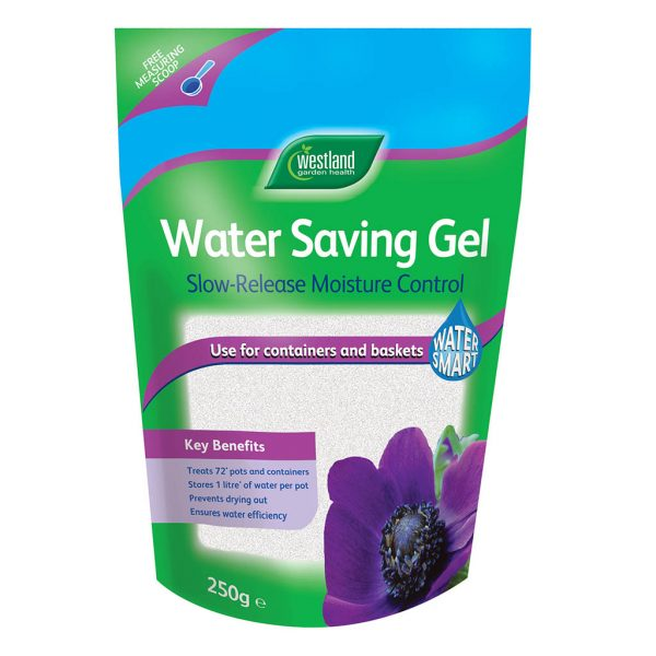 water saving gel at beechmount garden centre