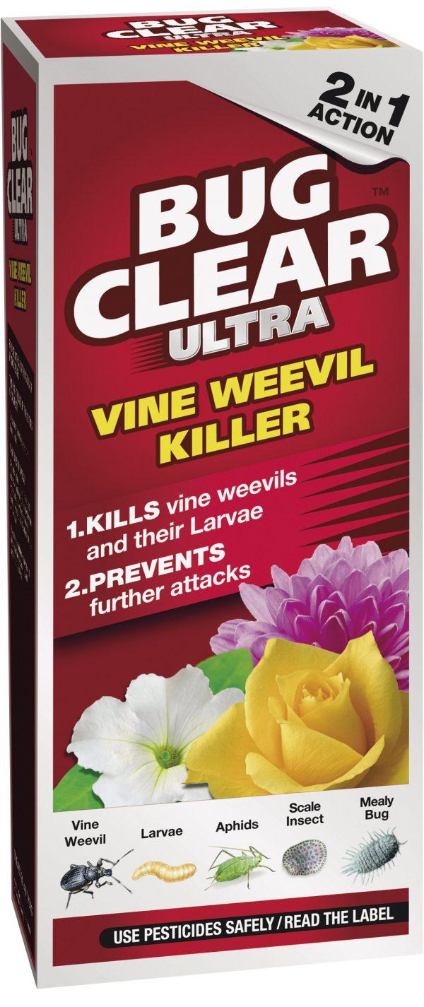vine weevil killer at beechmount garden centre