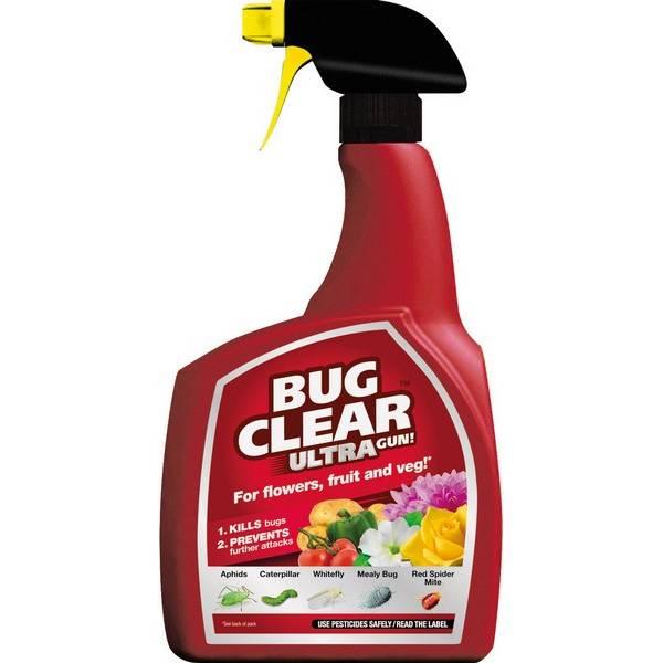 Bug Clear Ultra gun at beechmount garden centre