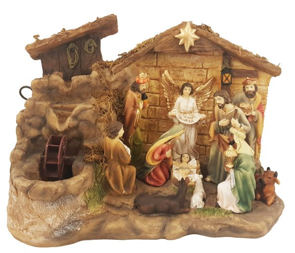 christmas at beechmount garden centre