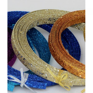15ft glitter ribbon dec champ 22224 at beechmount garden centre