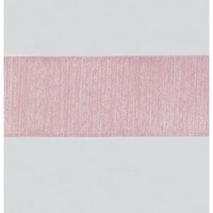 2.5in x 10y glitter ribbon pink 43018 at beechmount garden centre