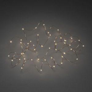 100 LED light set warm white at beechmount garden centre