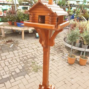 bird table at beechmount garden centre