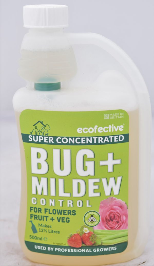 bug and mildew conc at organic beechmount garden centre