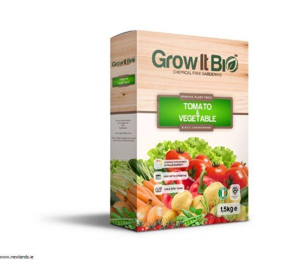 Grow It Bio Tomato & Vegetable ORGANIC AT BEECHMOUNT GARDEN CENTRE