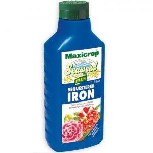 Maxicrop-Sequestered-Iron at beechmount garden centre