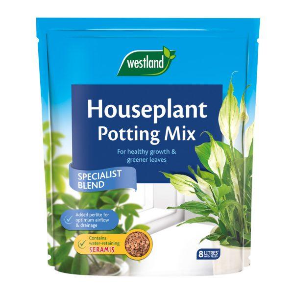 Westland-Indoor-Compost-Houseplant-8L at beechmount garden centre