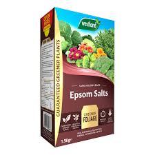 epsom salts at beechmount garden centre