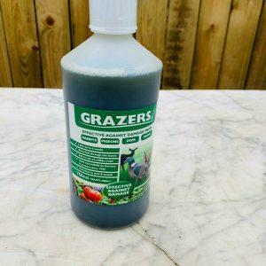 grazers animal repellant 750ml at beechmount garden centre