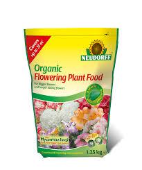neudorff flowering plant food organic at beechmount garden centre