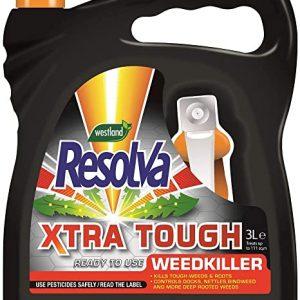 resolva xtra tough weekiller at bee hmount garden centre