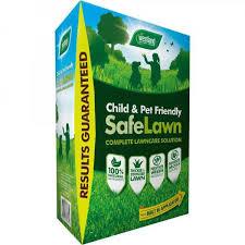 safelawn box at beechmount garden centre