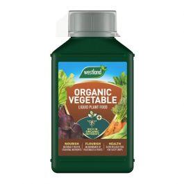 Westland Organic Vegetable Liquid Plant Food at beechmount garden centre