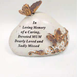 grave ornament at beechmount garden centre