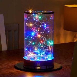 Lightbeats string lights at beechmount garden centre