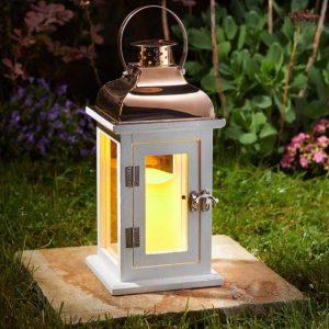 hagen lantern at beechmount garden centre