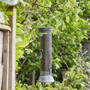 nyger supreme feeder at beechmount garden centre