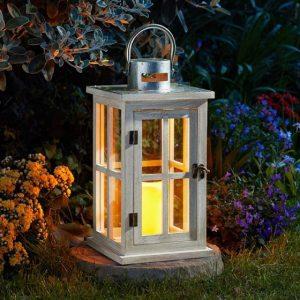 skandi lantern at beecjmount garden centre