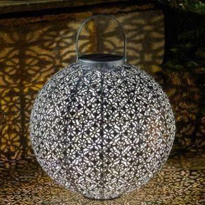 jumbo damasque lantern at beechmount garden centre