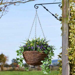 lilac easy basket at beechmount garden centre