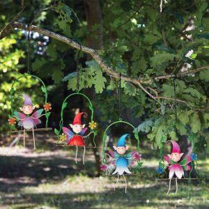 pixie swing at beechmount garden centre
